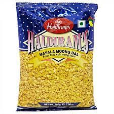 Haldiram's Snacks Masala Moongdal 200g
