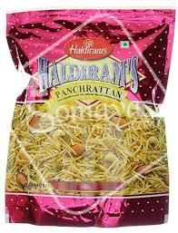 Haldiram's Snacks Panchrattan 200g