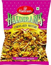 Haldiram's Snacks Cornflakes Mixture 400g