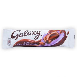 Galaxy Dark Cream Chocolate Bar 38g