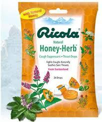 Ricola Candy Honey Herb 70g