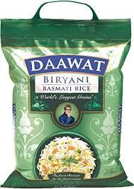 Daawat Basmati Rice Worlds Longest Grain 5kg