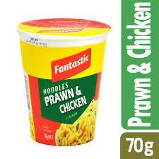 Fantastic Cup Noodles Chicken 70g