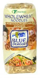 Blue Dragon Cup Noodles Wholewheat 300g