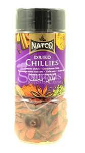 Natco Whole Birds Eye Chilli 50g