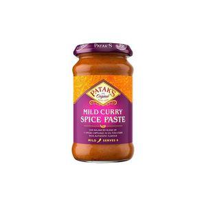 Pataks Curry Paste Mild 283g