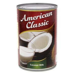 American Classic Milk Coconut 400ml