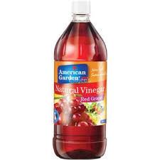 American Garden Red Grape Natural Vinegar 946ml