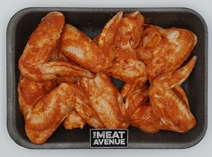 Chicken Wings Marinated 500g