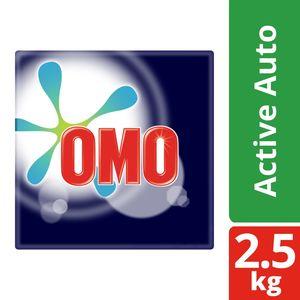 Omo Active Laundry Detergent Powder 2.5kg
