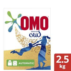 Omo Active Automatic Detergent Comfort Oud 2.5kg