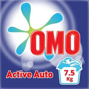 Omo Active Auto Laundry Detergent Powder 7.5kg