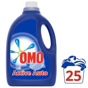 Omo Active Auto Laundry Detergent Liquid 2.5L