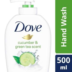 Dove Go Fresh Hand Wash Fresh Touch 500ml