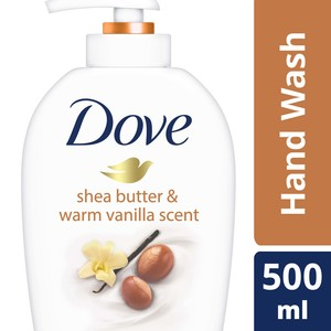 Dove Purely Pampering Hand Wash Shea Butter 500ml