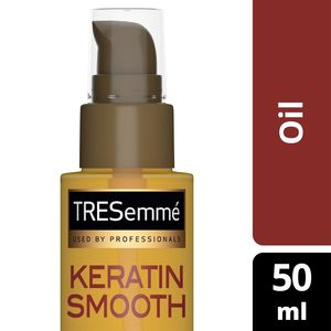 Tresemme Oil Keratin Smooth 50ml