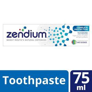 Zendium Toothpaste Complete Protection 75ml