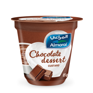 Almarai Custard Chocolate 85g