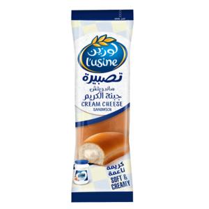 Lusine Cream Cheese Sandwich 112g