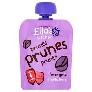 Ellas Kitchen Baby Prunes Prunes Prunes Organic 70g