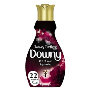 Downy Luxury Perfume Collection Concentrate Fabric Softener Feel Elegant 880ml