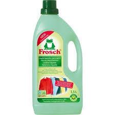Frosch Detergent Liquid Color Apple 1.5ltr