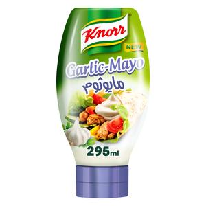 Knorr Garlic Mayo 295ml