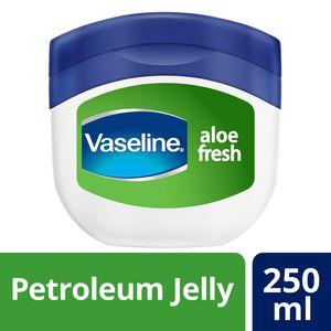 Vaseline Petroleum Jelly Aloe Fresh 250ml