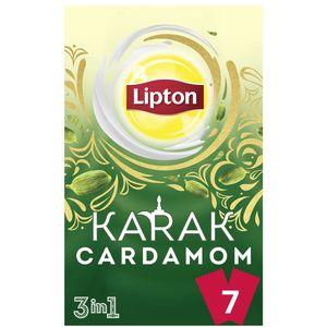 Lipton Karak 3In1 Instant Tea Cardamom 7Sachets
