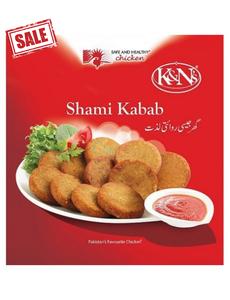 K&N Frozen Chicken Shami Kabab 32x252g