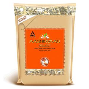 Aashirvaad Atta Sharbati Wheat 5kg