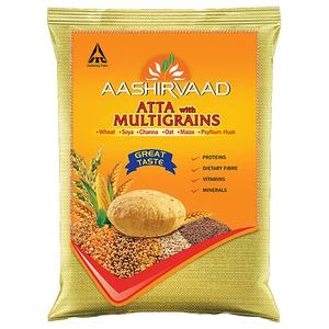 Aashirvaad Atta Wth Multigrain 5kg