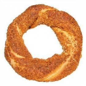 Turkish Simit 1pc