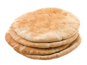 Arabic Bread Brown 4s