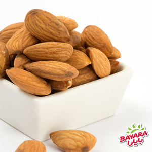 Bayara Whole Almonds Big 100g