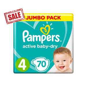 Pampers Pc S4 Junior Pant 12% 1pkt