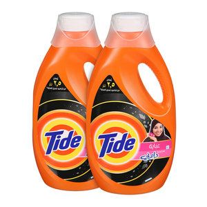 Tide Ls Abaya With Touch Of Downy Liquid Detergent 2x1.85L