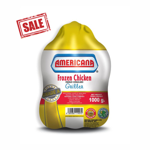 Americana Frozen Chicken 1000g