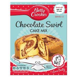 Betty Crocker Cake Duo Chocolate & Vanilla 35g