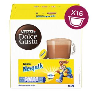 Nescafe Dolce Gusto Nesquik Chocolate 16capsules