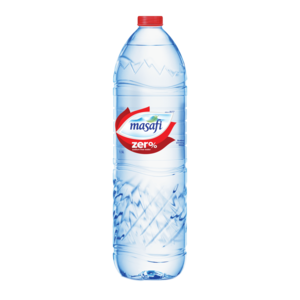 Masafi Zero Natural Water Sodium Free 1.5L