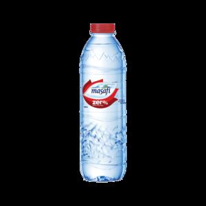Masafi Zero Natural Water Sodium Free 500ml