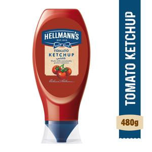 Hellmann's Tomato Ketchup 480g