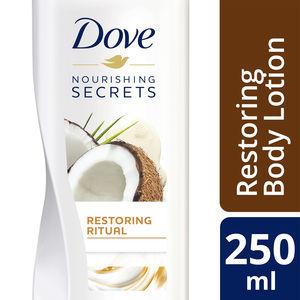 Dove Restoring Ritual Body Lotion Avocado 250ml