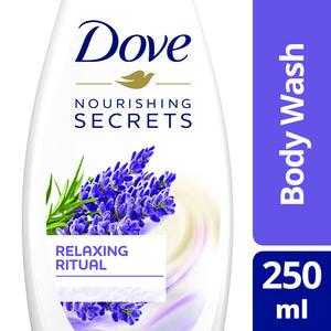 Dove Bodywash Relaxing Ritual Lavender 250ml