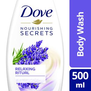 Dove Bodywash Relaxing Ritual Lavender 500ml