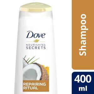 Dove Repairing Ritual Shampoo Coconut 400ml