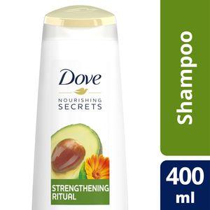 Dove Strengthening Ritual Shampoo Avocado 400ml