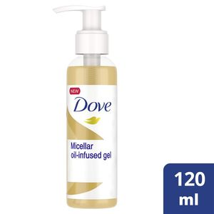 Dove Moisture Care Oil Cleansing Makeup Remover 120ml