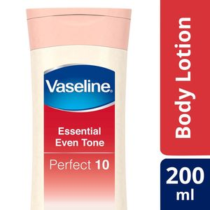 Vaseline Body Lotion Perfect 10 200ml